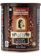 Sussegado Coffee Devi Kaapi Royale Robusta Reserve Coffee Grounds 250g