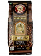 Sussegado Coffee Devi Mysore Nuggets Arabica AAA Coffee Beans 250g