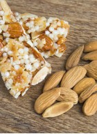FabBox Almond Health Bar