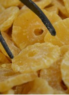 FabBox Dried Pineapple