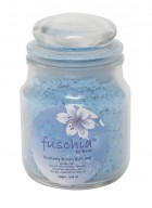 Fuschia Blueberry Bloom Bath Salt