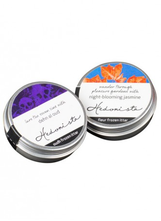 Hedonista Oudh & Fleur Twosome - Combo