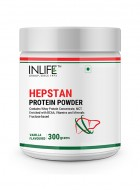 INLIFE Hepstan Protein Powder Liver Support Supplement  – 300 Grams (Vanilla)
