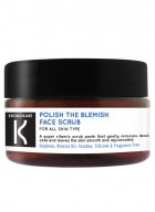Kronokare - Polish The Blemish - Face Scrub - 50 gm