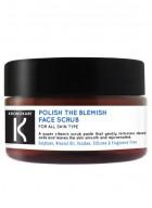Kronokare - Polish The Blemish - Face Scrub - 50 gm
