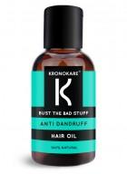 Kronokare Bust the Bad Stuff - Anti Dandruff Hair Oil - 30ml