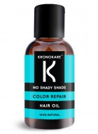 Kronokare - No Shady Shade - Color Repair Hair Oil - 30 ml