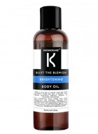 KRONOKARE BUST THE BLEMISH - BRIGHTENING BODY OIL - 100 - ML