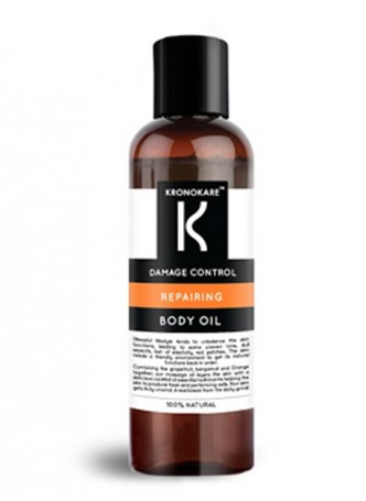 KRONOKARE DAMAGE CONTROL - REPAIRING BODY OIL -100 - ML