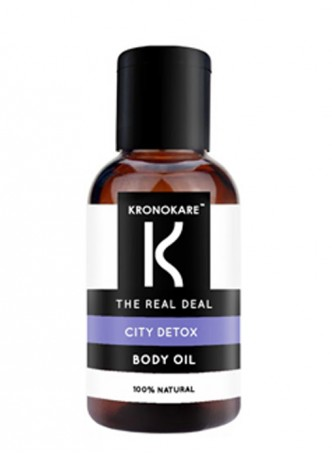 KRONOKARE THE REAL DEAL - CITY DETOX BODY OIL