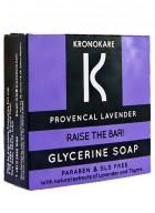 Kronokare Provencal Lavender- Glycerine Soap - 100 gm