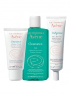 Avene Acne Prone Skin 3-Step Routine Kit