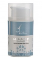 Natural Bath and Body Restorative Night Cream - Bio Active