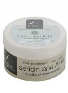 Natural Bath and Body Vital Nourishment- Skin Cream - Sericin and AHA