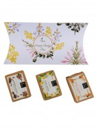 Natural Bath and Body Soap Pillow Pack - 3