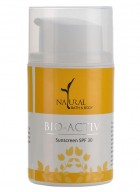 Natural Bath and Body Sunscreen SPF 30 - Bio Active