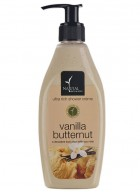 Natural Bath and Body Ultra Rich Shower Crème - Vanilla Butternut