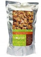 Nourish Organic Honey Roasted Walnuts