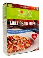 Nourish Organic Multigrain Muesli