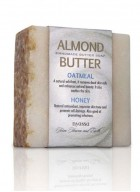 Nyassa Almond Butter Handmade Soap (Pack of 2)