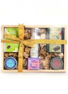 Nyassa Wooden Box Gift Set 6 ml