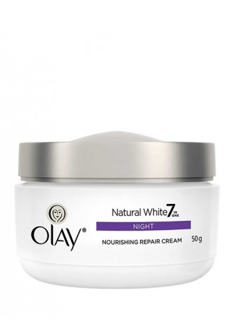 Olay Natural White 7 Night Cream