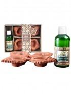 Omved Aroma Diya Gift Set