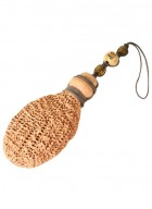 Omved Terracotta Foot Scrubber (Pack of 2)