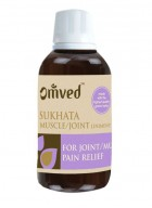 Omved Sukhata Joint/Muscle Pain Relief Oil