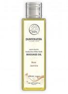 Purenaturals Seductive After Bath Massage Oil - 100ml