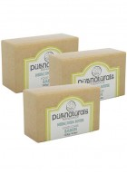 Purenaturals Foot Care Soap with Neem and Shea Butter - 125g (Set of 3)