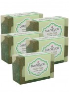 Purenaturals Chunks Soap with Neem and Basil - 125g (Set of 5)