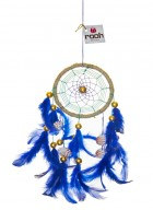 Dream Catcher by Rooh Wellness- Royal Blue Sea Shell