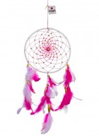 Dream Catcher by Rooh-Pink and Lavender (medium)