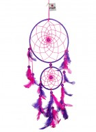 Dream Catcher by Rooh-Pink and Purple (large)