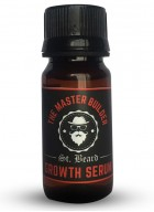 Saint Beard Beard Growth Oil - The Master Builder