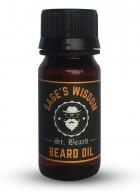Saint Beard Beard Oil - Sage's Wisdom