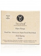 SeaSoul Dead Sea-Argan Facial Mud Mask-Anti Ageing