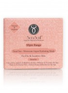 SeaSoul Dead Sea-Argan Hydrating Mask-Dry - Sensitive Skin