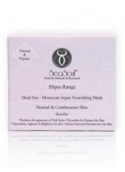 SeaSoul Dead Sea-Argan Nourishing Mask-Normal Skin