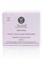 SeaSoul Dead Sea-Argan Nourishing Mask-Normal Skin