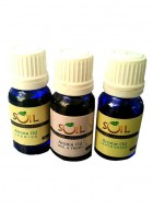 Soil Fragrances Aroma Oil Combo (Set of 3 Oils)