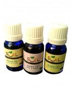 Soil Fragrances Aroma Oil Combo (Set of 3 Oils)