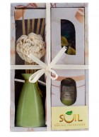 Soil Fragrances Reed Diffuser Set - 3