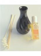 Soil Fragrances Swirl Shape with Mandarin Oil