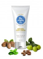 The Moms co Natural Foot Cream