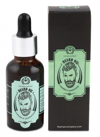 The Man Company Beard Oil Lavender and Cedarwood