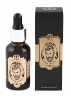 The Man Company Beard Oil Argan and Geranium