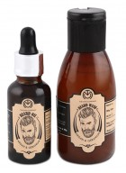 The Man Company Beard Combo - Argan and Geranium