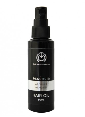 The Man Company Hair Oil Argan and Almond